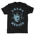 Lucha-Libre-Diamante-Azul-Estrella-Black-Mens-T-Shirt