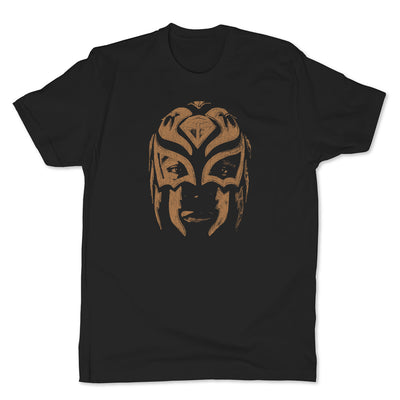 Lucha-Libre-La-Sombra-Mask-Black-Mens-T-Shirt