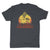 Lucha-Libre-La-Sombra-Retro-Grey-Mens-T-Shirt