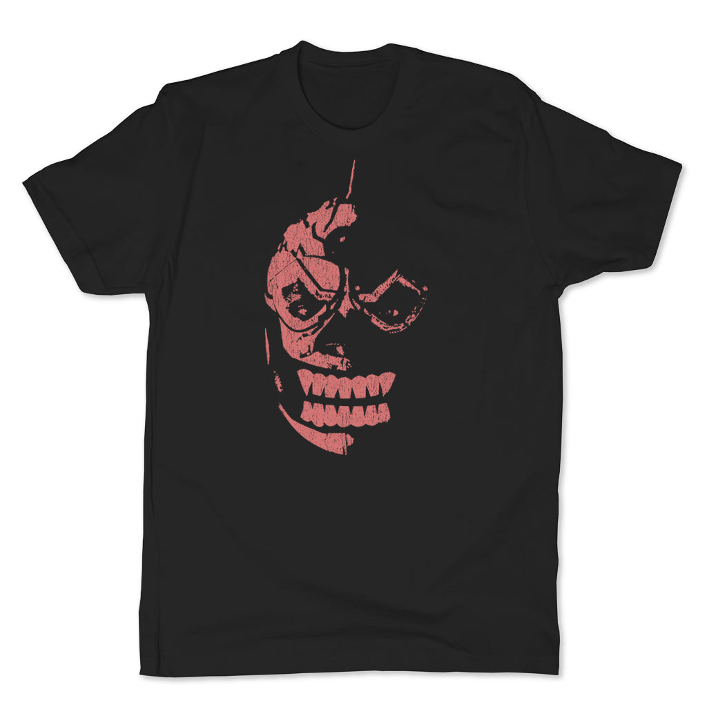 Lucha-Libre-Mephisto-Mask2-Black-Mens-T-Shirt