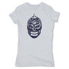 Lucha-Libre-Mephisto-Mask2-Grey-Womens-T-Shirt