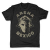 Lucha-Libre-Shocker-Estrella-Black-Mens-T-Shirt