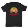 Lucha-Libre-Shocker-Retro-Black-Mens-T-Shirt