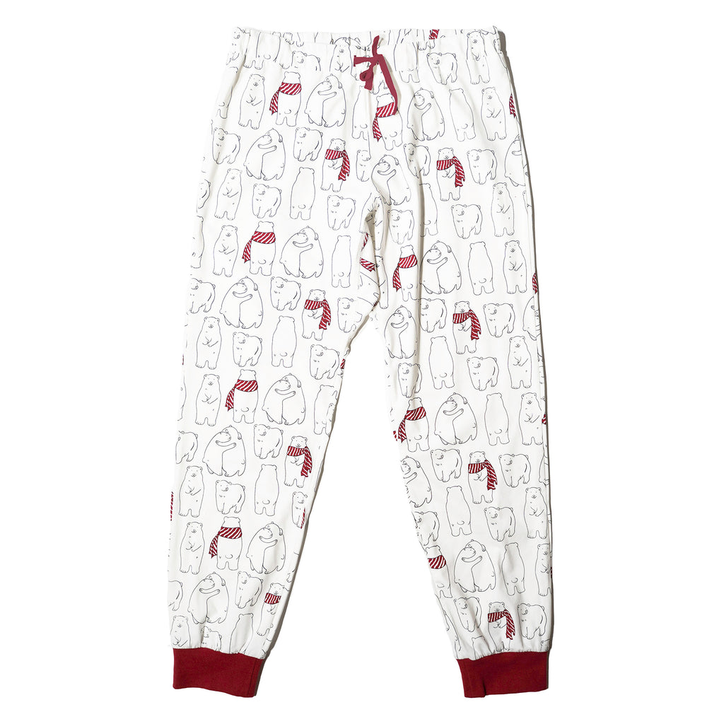 Avery Bottom | Women's PJ Pants | Cozy Bear