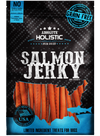 Absolute Holistic Grain-Free Salmon Sausage Roll Dog Treat 200g - Pet Glorys