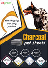 Vitgreen Charcoal Pet Sheet Pee Pad