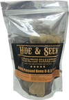 Hide & Seek Natural Pressed Bone Rawhide Dog Chews - Pet Glorys