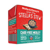 Stella & Chewy's Cage-Free Medley Chicken, Turkey & Duck Recipe Wet Dog Food 11oz