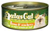 Aatas Cat Tantalizing Tuna & Anchovy In Aspic Canned Cat Food 80g - Pet Glorys