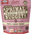 Primal Freeze-Dried Turkey & Sardine Formula Grain-Free Dog Food