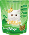 Aatas Cat Country Delight Dry Cat Food (Chicken Flavour) 1.2kg - Pet Glorys