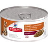 Hill's Science Diet Adult Turkey & Liver Entree Cat Food - Pet Glorys