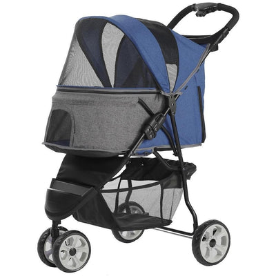 WP Pettyman Pet Stroller (818)