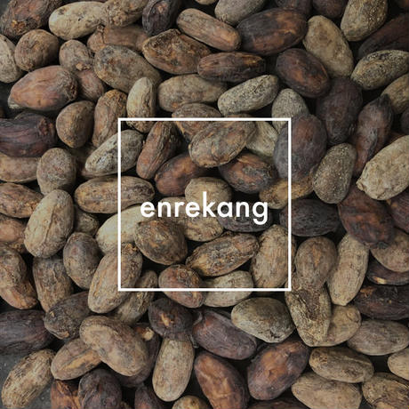 Cacao Beans - 20kg(Indonesia・Enrekang|2018)Direct Trade