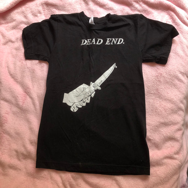 dead end with back print