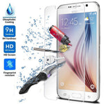 Tempered Glass Film Screen Protector for Samsung Galaxy S7 S6 & S6 Edge