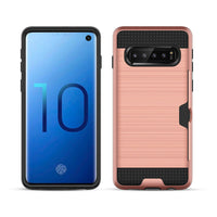 Slim Armor Credit Card Shock Proof Case For Samsung Galaxy S10 5G S10 Plus S10e