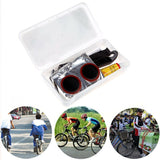 Bike Tyre Tire Tube Puncture Repair Tool Kit Bicycle Cycling Patches Glue Tyre