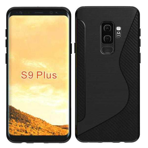 For Samsung Galaxy S9 & S9 Plus MAXCASE Ultra Slim S Gel TPU Phone case cover