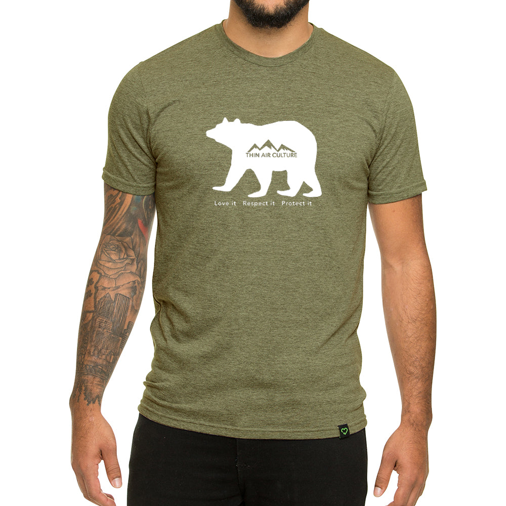 ff3fe7d28 Men's T-Shirts - Eco Tri-blend – Thin Air Culture