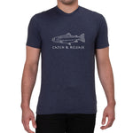 Catch & Release design - Men's T-shirt