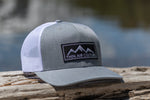 Hat - Cotton Twill Trucker with Pre-curved Visor