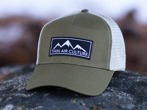 Hat- Eco-conscious Trucker hat