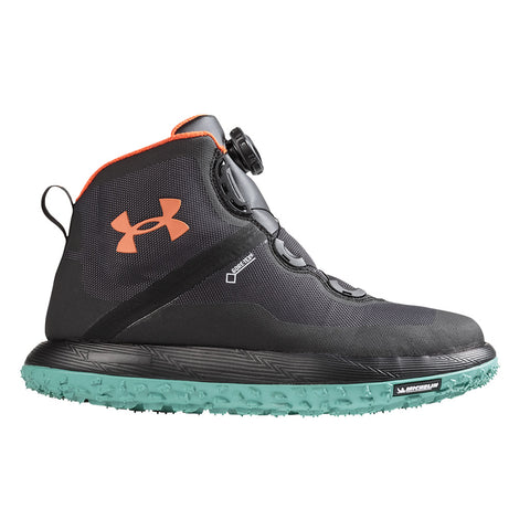UA Fat Tire GTX Shoe Black 10