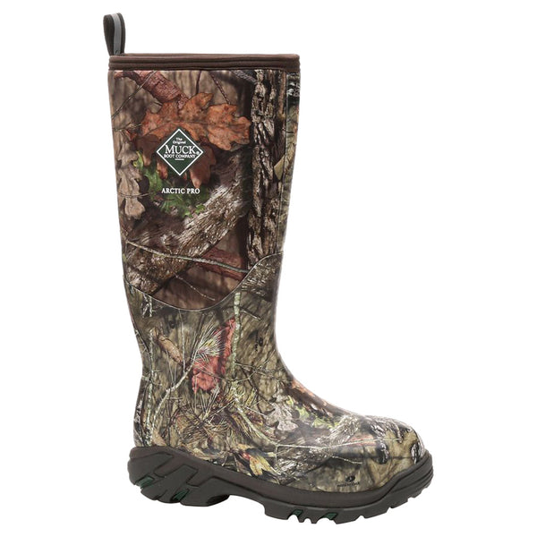Muck Arctic Pro Boot Mossy Oak Country 7