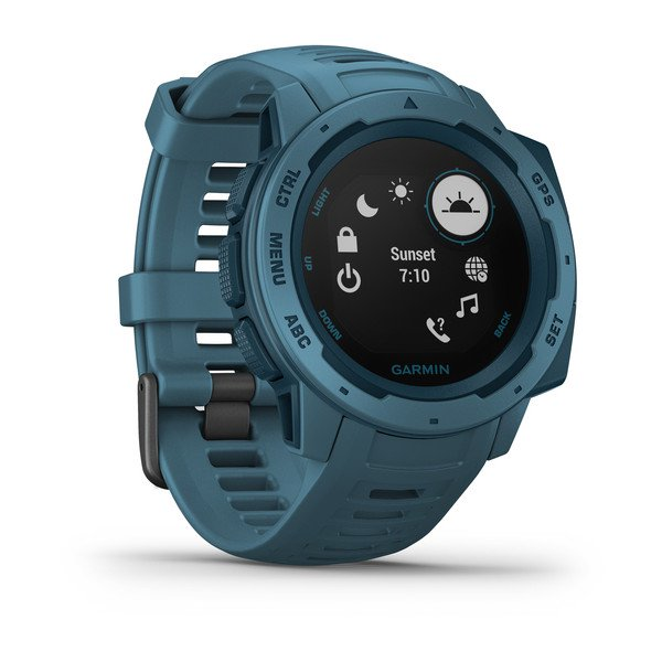 Garmin Instinct, Lakeside Blue