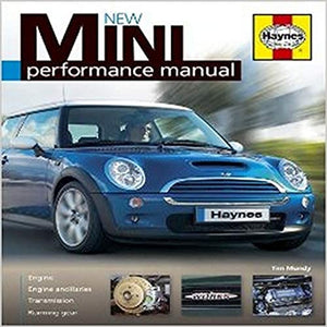 BOOK - BMW MINI - PERFORMANCE