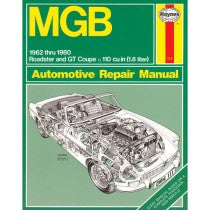 BOOK - MGB - WORKSHOP