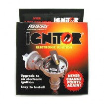 IGNITION - ELECTRONIC - TR6