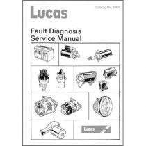 BOOK - LUCAS FAULT DIAGNOSIS MANUAL