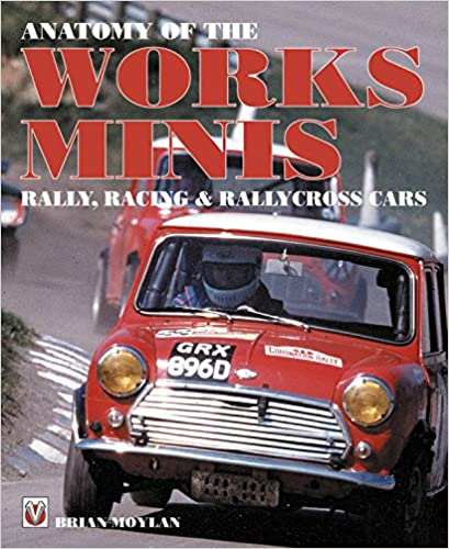 BOOK - ANATOMY OF THE WORKS MINIS - BRIAN MOYLAN