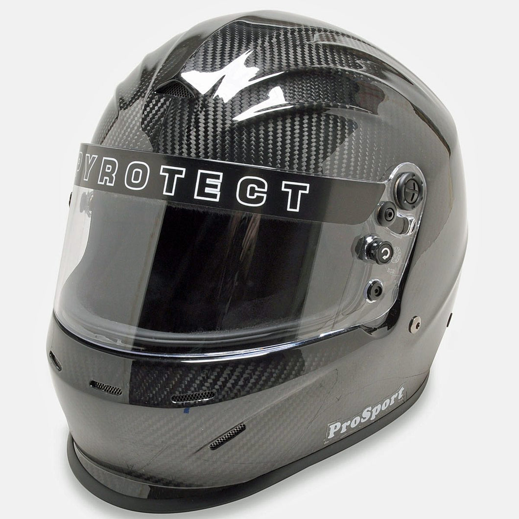 SERIES 300: PRO SPORT FULL FACE DUCKBILL CARBON