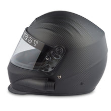 Load image into Gallery viewer, SERIES 301: PRO SPORT FULL FACE DUCKBILL SIDE AIR CARBON