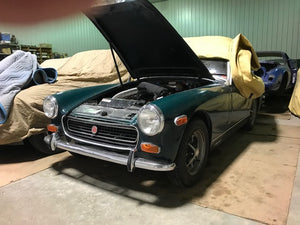 1973 MG Midget - Private sale - call or email for more information