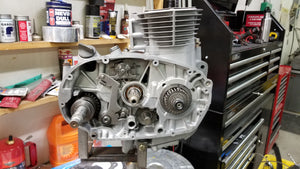 ENGINE AND GEARBOX REBUILDING