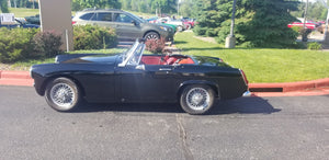1965 Austin-Healey Sprite - Private sale - call or email for more information