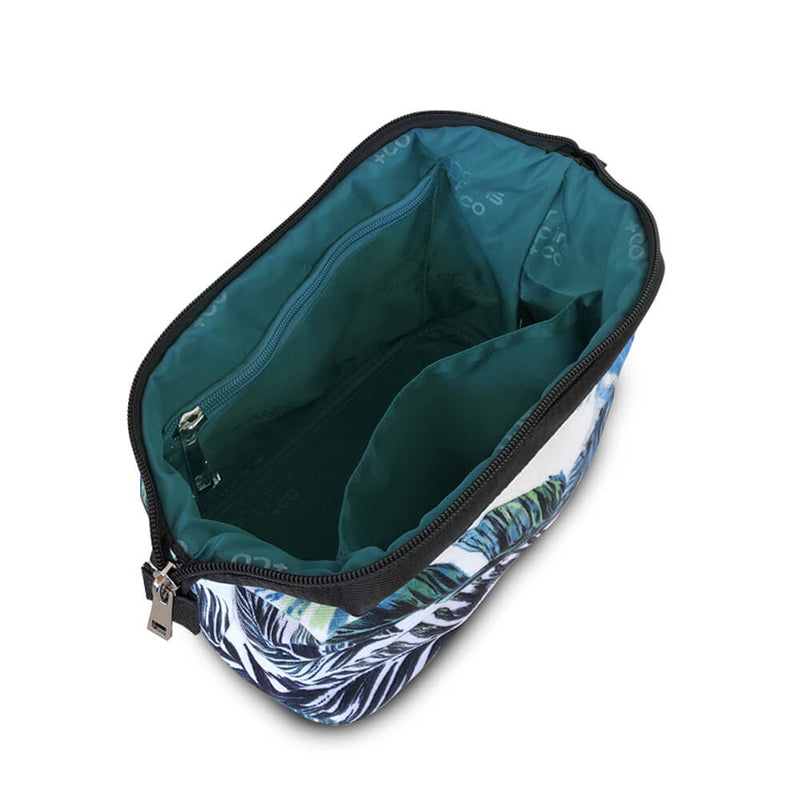 Mr Poppins+Co Feather Toiletry Bag Travel