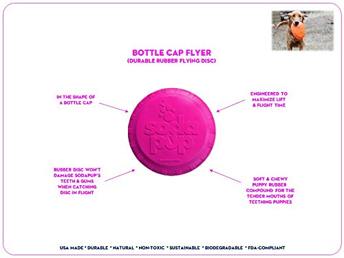 Puppy Bottle Top Flyer