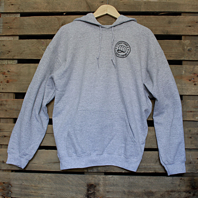 Throat Punch Hoodie - Strong Coffee UK - Throat Punch Coffee Co.