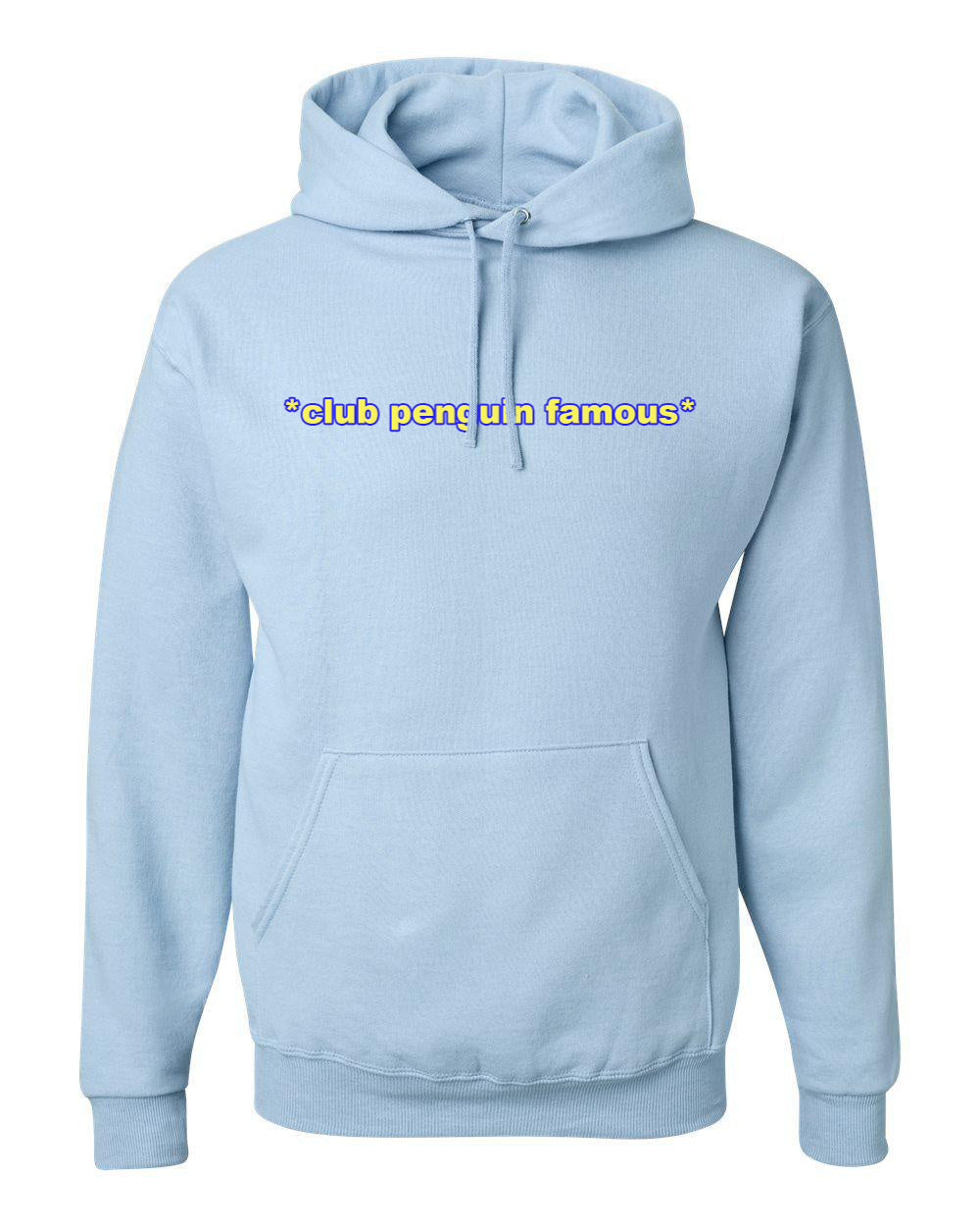 Club Penguin Famous Hoodie