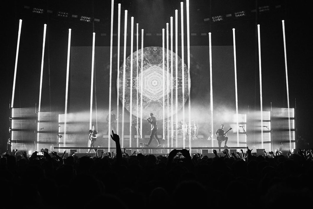 Architects live in London - Holy Hell Tour