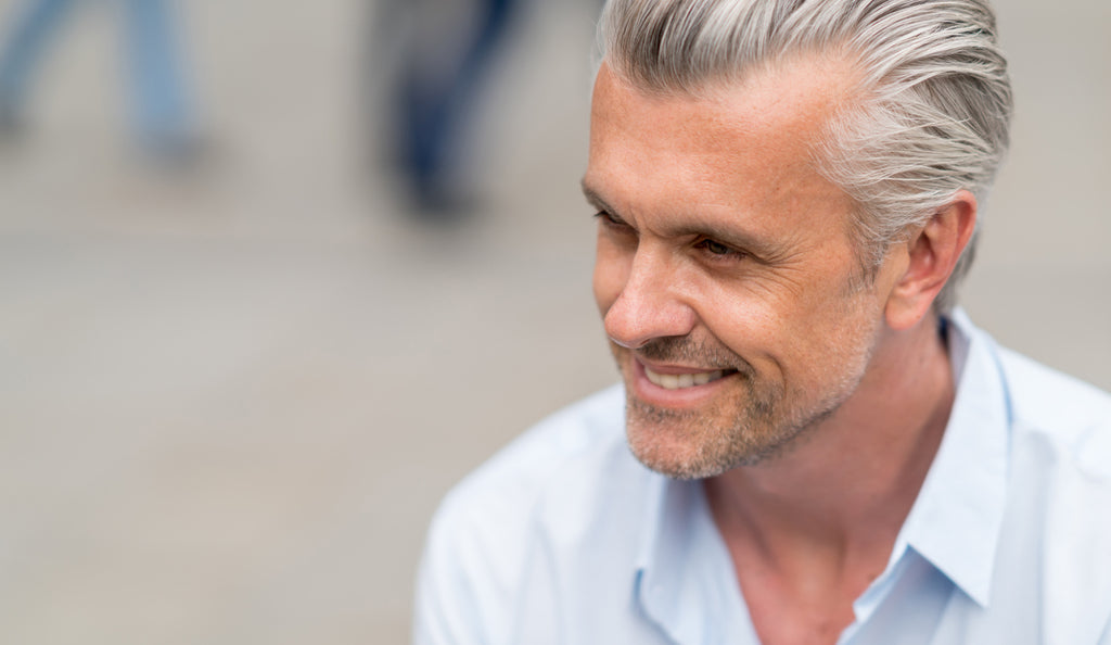 How to Prevent (or Learn to Love) Your Gray Hair – H&B