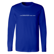 Load image into Gallery viewer, GREATER (LONG SLEEVE)