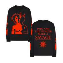 Load image into Gallery viewer, Made a Savage Long Sleeve