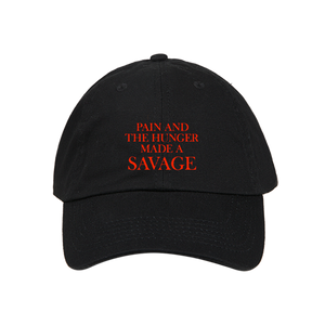 Made a Savage Hat