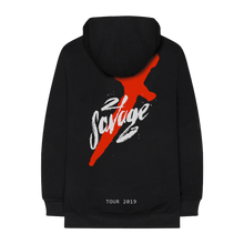 Load image into Gallery viewer, Red Dagger Hoodie